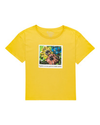 0 Toluca - T-Shirt for Women Yellow Z3SSE2ELF1 Element