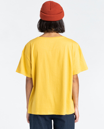4 Toluca - T-Shirt for Women Yellow Z3SSE2ELF1 Element