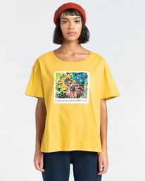1 Toluca - T-Shirt for Women Yellow Z3SSE2ELF1 Element