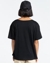 3 Zorano - T-Shirt for Women Black Z3SSE5ELF1 Element