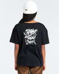 5 Elliptical - T-Shirt for Women Black Z3SSE7ELF1 Element