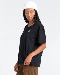3 Elliptical - T-Shirt for Women Black Z3SSE7ELF1 Element