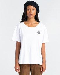 2 Elliptical - T-Shirt for Women White Z3SSE7ELF1 Element