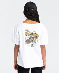 4 Transender - T-Shirt for Women White Z3SSE8ELF1 Element