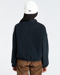4 Oslo - Zip-Up Sweatshirt for Women Black Z3WAA4ELF1 Element