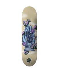 "0 8.25"" Space Case Jaakko - Tabla de Skate para Unisex Negro Z4DCA5ELF1 Element"
