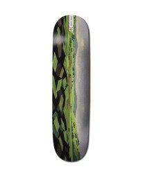 """0 8.5"""" Landscape - Deck de skateboard pour Unisexe Noir Z4DCB5ELF1 Element"""