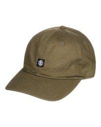 0 Fluky Dad - Strapback-Cap für Männer Grün Z5CTD1ELF1 Element