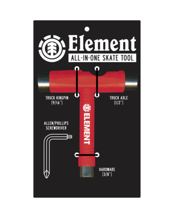 1 All In One Skate  04AH07ELPP Element