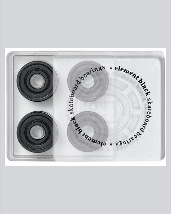 Element Blk Bearings - Skate Accessories 04AH18ELPP