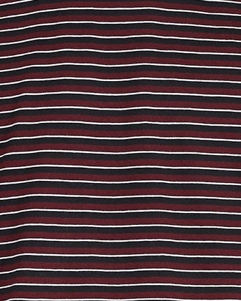 5 CLASSIC STRIPE TEE Red 102001 Element