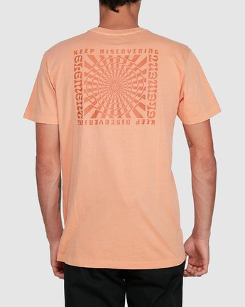 1 KEEP DISCOVERING SHORT SLEEVE TEE  102007 Element