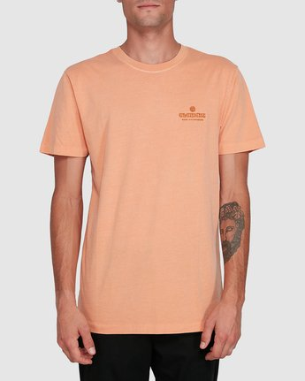 0 KEEP DISCOVERING SHORT SLEEVE TEE  102007 Element