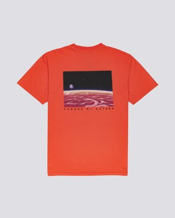1 Star Wars X Element Pigment Fire T Shirt Red 104002 Element