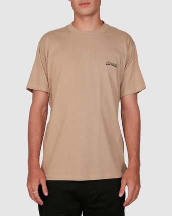 0 Fast Service Short Sleeve Tee Green 105010 Element