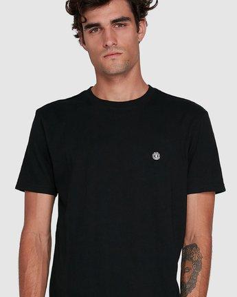 4 Cornell Short Sleeve Tee Black 107004 Element