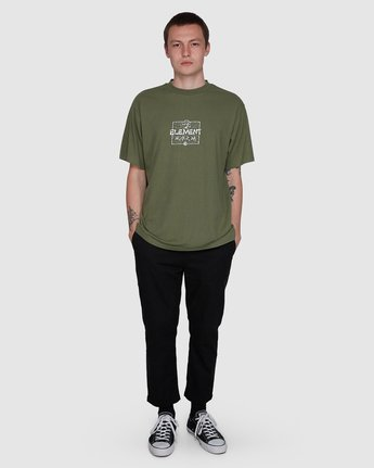 3 MATEO SS TEE  107008 Element