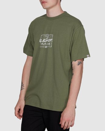 2 MATEO SS TEE  107008 Element