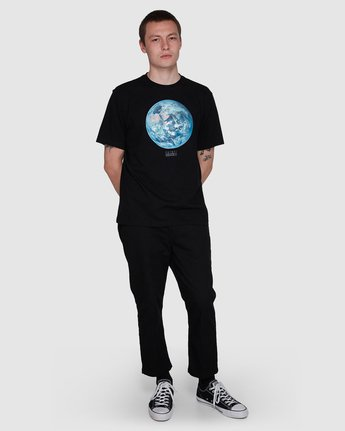 3 Earth Ss Tee  107029 Element
