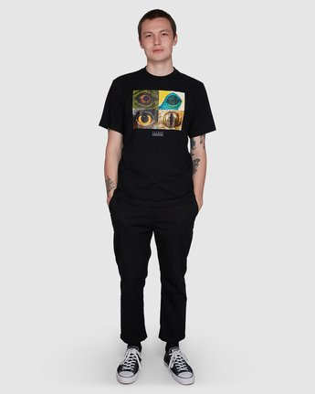 3 Optical Ss Tee Black 107033 Element