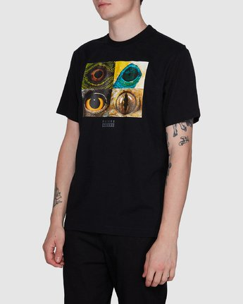 2 Optical Ss Tee Black 107033 Element