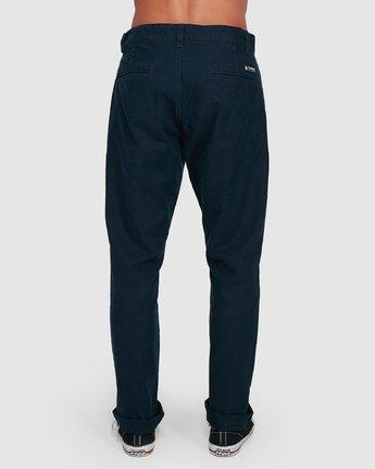 2 Midtown Pant Blue 107261 Element