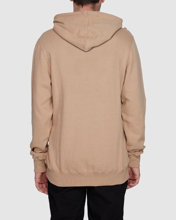 1 Metz Hood Fleece Grey 107304 Element