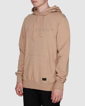 2 Metz Hood Fleece Grey 107304 Element