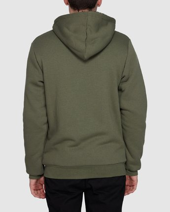 1 Cornell Jacket Green 107305 Element