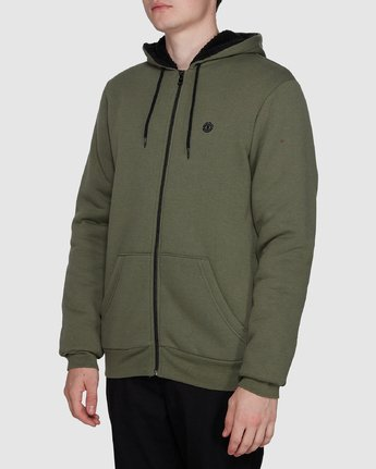 2 Cornell Jacket Green 107305 Element