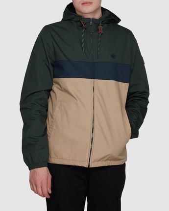 1 Alder 3 Tones Jacket  107455 Element
