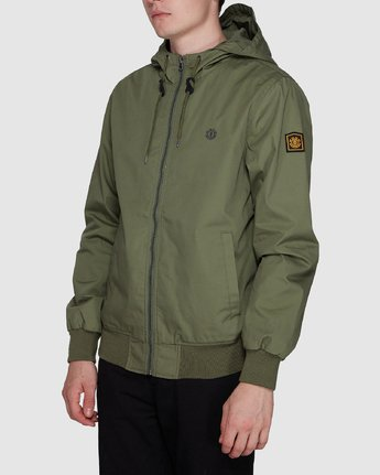 2 Dulcey Light Jacket  107460 Element