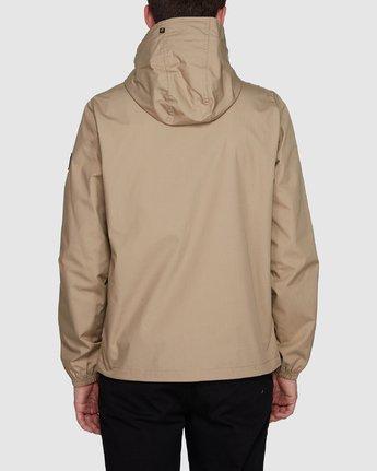 1 Alder Light  Jacket Grey 107461 Element