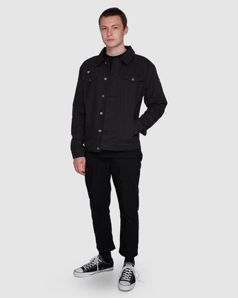3 Brainstorm Jacket Black 107465 Element