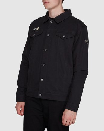 2 Brainstorm Jacket Black 107465 Element