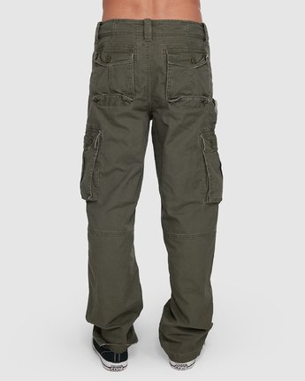 2 Source Cargo Pant Green 134243 Element