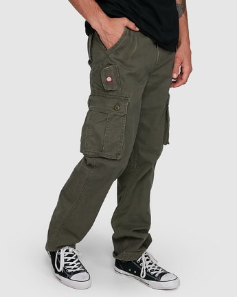 6 Source Cargo Pant Green 134243 Element