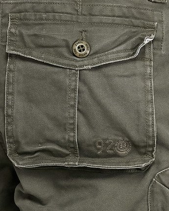 7 Source Cargo Pant Green 134243 Element