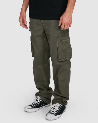 4 Source Cargo Pant Green 134243 Element