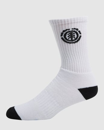 4 Element Sports Socks White 166694 Element