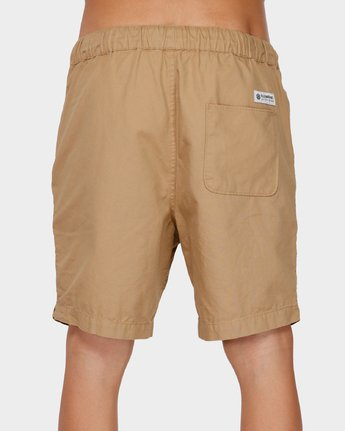 2 Ca Bear Walkshort Green 173365 Element