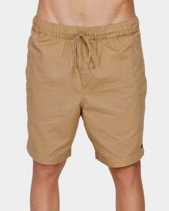 0 Ca Bear Walkshort Green 173365 Element