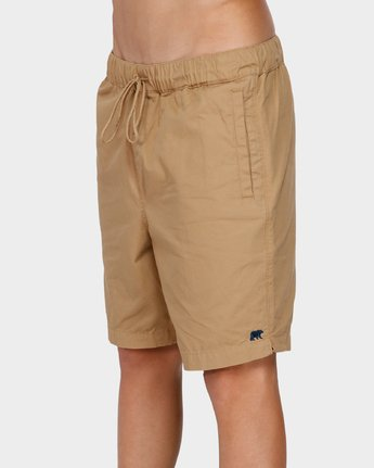 3 Ca Bear Walkshort Green 173365 Element