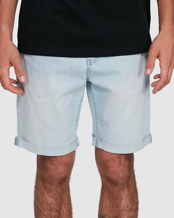 1 LUDLOW WALKSHORT Blue 173366 Element