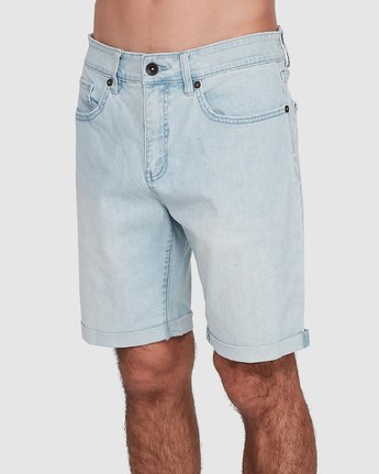 3 LUDLOW WALKSHORT Blue 173366 Element