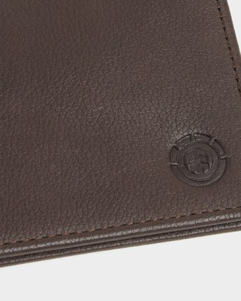 6 Corpo Wallet Brown 173573 Element