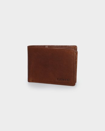 0 Chief Wallet Brown 174571 Element