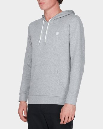 2 Cornell Classic Hoodie Grey 176303 Element