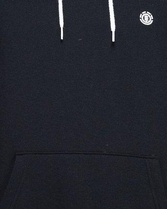 4 Cornell Classic Hoodie Black 176303 Element