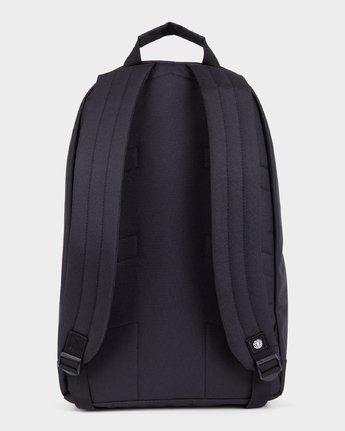 2 Camden Backpack Black 183484 Element